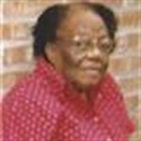 Mrs. Willie M. Shelton