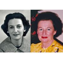 Marjorie Lydia Evans