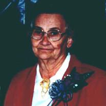 Allene Satterfield Warren
