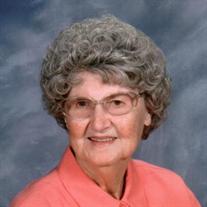Mrs. Georgia King Stanton