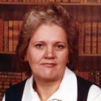 Sarah Elizabeth Chastain Treadaway