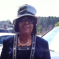 Mrs. Margaret Johnson