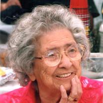 Mrs. Josephine Cordova Avina