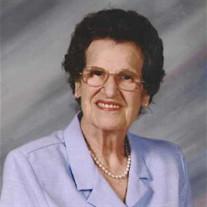 Freda M. Geweniger