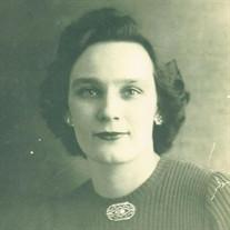 Mrs Cicely M. Palms