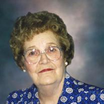 Thelma Bates Cabaniss