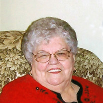 Irene Dora Hogrefe Eledge