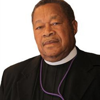 Reverend S.D.  Mitchell
