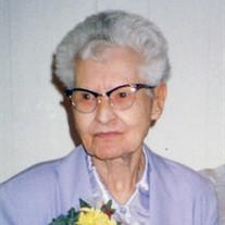 Clara Minnetta Jones
