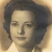 Frances Florrow Erwin