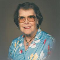 Martha Bell Shanks