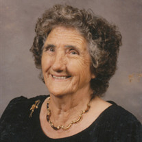 Dora Parthina Harris