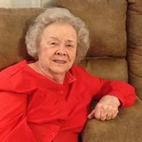 Mrs. Nelta Jean Brooks
