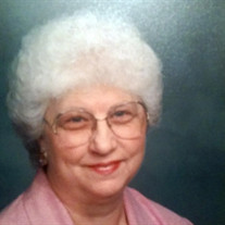 Betty Jean Tanner McPhail