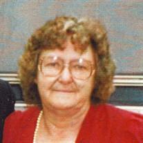 Mrs. Goldie L. Lanning