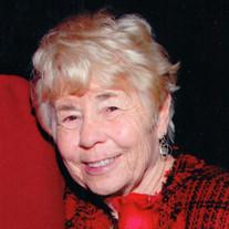 Doris F. Stevens