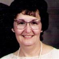 Mrs. Mary Frances Redmon