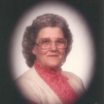 Mrs. Edith McElreath