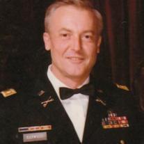 Lt. Col. Harold Jackson Earwood