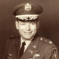 Ret. Maj. Charlie Ray Williams
