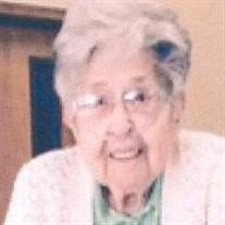 Edith Jane Palmer