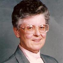 Mrs. Georgette N. Cain
