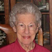 Mildred M. Van Horn