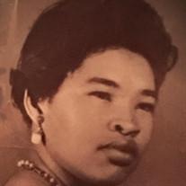 Mrs. Ruby Edwards