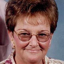 Peggy Ann Butler Blackston