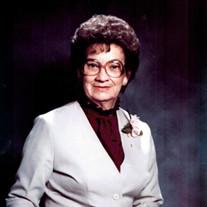 Ethel J Poole