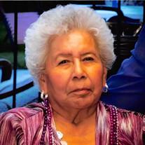 Mrs. Juanita Trevino