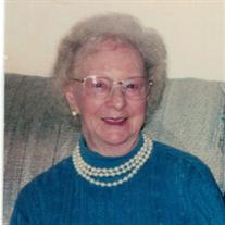 Marie E. Tscheekar