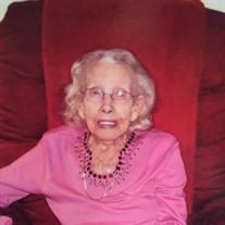 Mrs. Gladys Lucile Mason