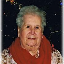 Marie Rita Baudoin Mouton