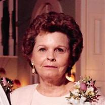 Mrs. Dorothy Jean Allen