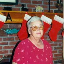 Mrs. Peggie Joyce Brown