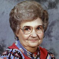 Maud Eva Springer