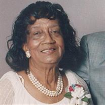 Annie Alberta Cartwright