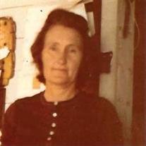 Mrs. Effie M. Peck