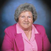 Mrs. Beverly Jean Burt Gunter