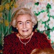 """Mrs. Sarah Elizabeth """"Betsy"""" Moffett Goodson"""