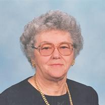 Opal Hilda Lillian Trinklein