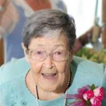 Mrs. Bernice Newman Blackwell