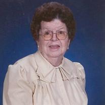 Mrs. Martha Cline Mundy