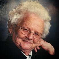Mrs. Mary Ethel Huggins Smith