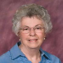 Mrs. Joanne Wrape Spencer