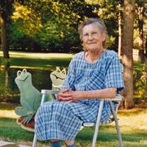 Jeanette  Estelle Mae Priebe Price
