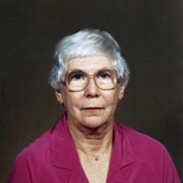 Marian Elizabeth Cheatwood
