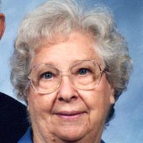 Mrs. Agnes Marie Robosson