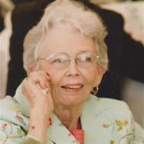 Mary Burr Farill